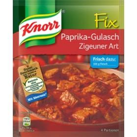 Fix-Gulasch Zigeuner Art