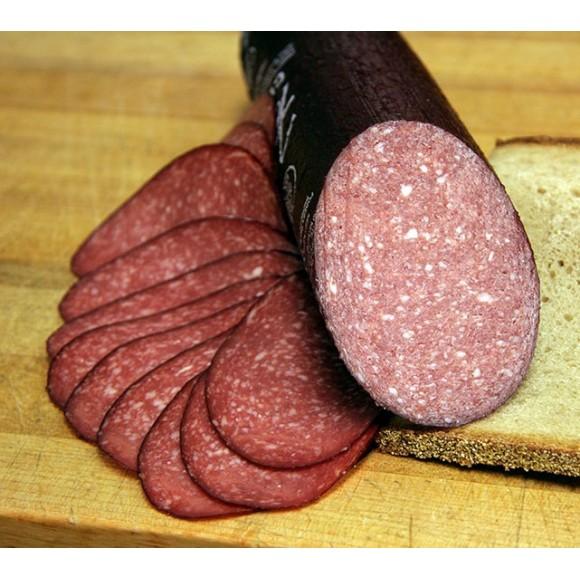 CERVELAT German style semi-dry salami 1 lb