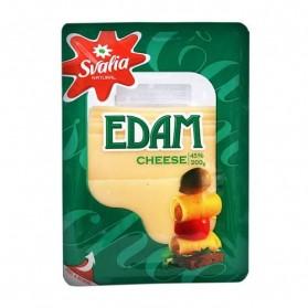 Edam Cheese - Sliced200g  7.05oz 45%