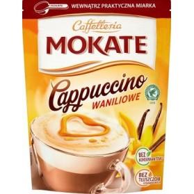 Caffetteria Mokate Mokate Cappucino Vanilla Flavour 110g/3.88oz