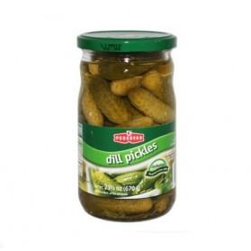 Podravka Dill Pickles 23.5oz (670g)