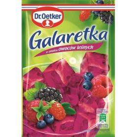 Dr.Oetker Forest Fruits Jelly 77g/2.7oz.