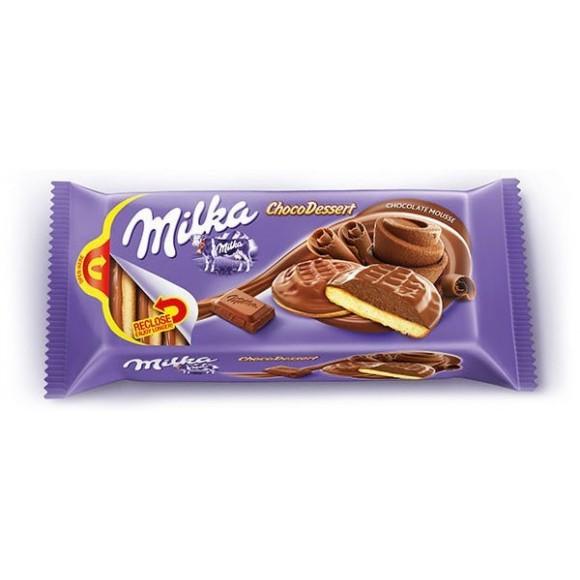Milka bisquits Double Chocolate 5.2 oz