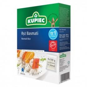Kupiec Rice Basmati 4x100 g