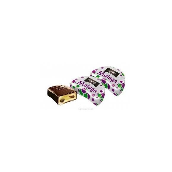 Wawel Malaga Milk & Raisins chocolates 430g/15.2oz