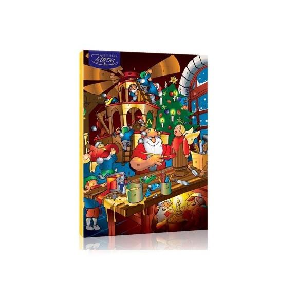 "Baron Milk Chocolate "" Advent Calendar"" 75g"