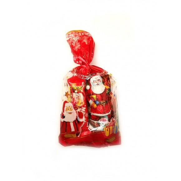 Santa Chocolates Gift Bag (Mikulas Csomak 156g)