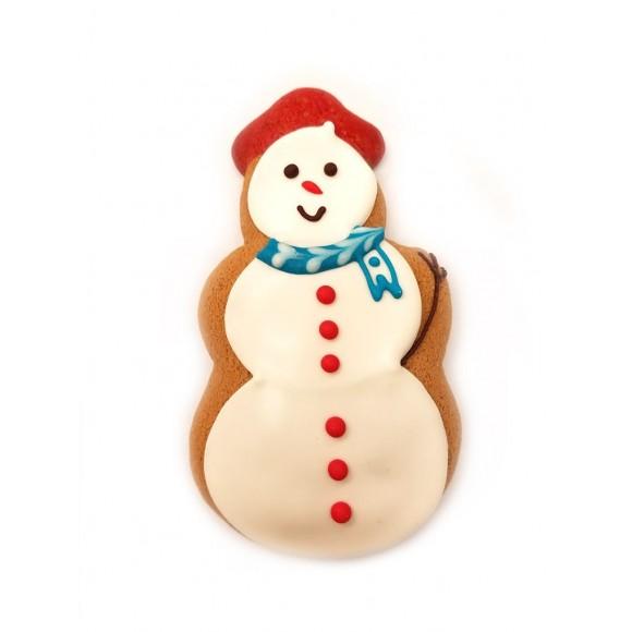 Iced Gingerbread Snowman 32g