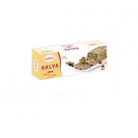 Feleacul Sunflower Halva with Raisins and cocoa 300g