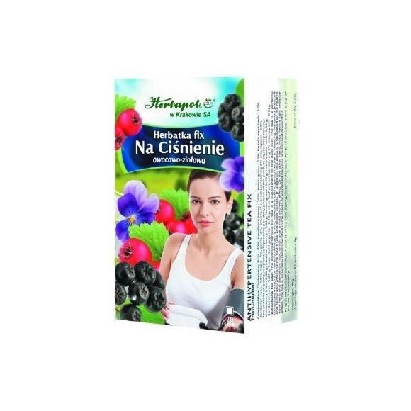 HERBAPOL The Antihypertensive Fix Tea - 20 sachets