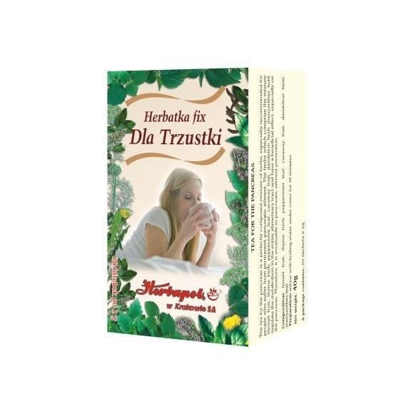 Herbapol Tea for the Pancreas Fix 40g - 20 sachetes