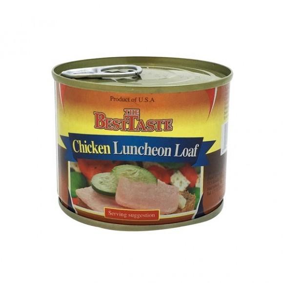 The Best Taste Chicken Luncheon Loaf (7.05 oz)