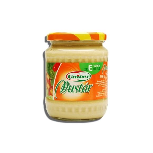 Univer Mustard 18.7 oz (530g)