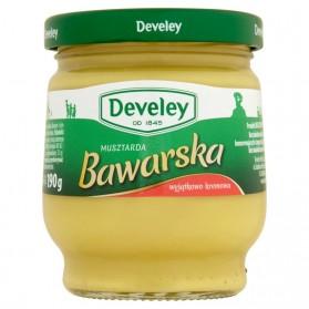 Develey Bavarian Mustard 190g/6.70oz