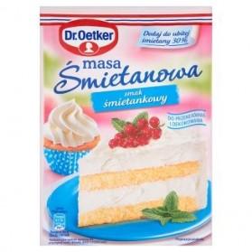 Dr.Oetker cream flavor cake filling