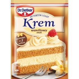 Dr.Oetker vanilla flavor cake filling