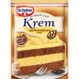 Dr.Oetker eggnog flavor cake filling