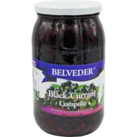 Belveder Black currant compote 900g