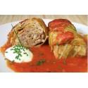 Polish Style STUFFED CABBAGE in tomato sauce 16 oz