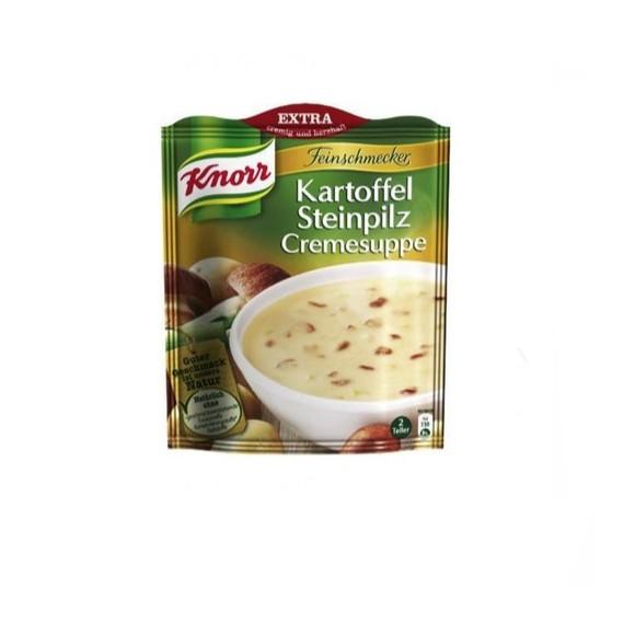 Knor Cremesuppe Potato Mushroom Soup 58g