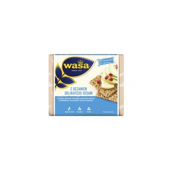 Wasa Sesame Crispy bread with sesame seeds 220g