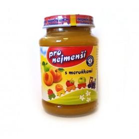 Fresh Baby Food Nutrition Apricot 190g/6.7oz