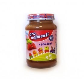 Fresh Baby Food NutritionStrawberry 190g/6.7oz