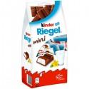 Ferrero Kinder Riegel Mini Chocolates 120g