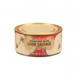 Geiers Liver Sausage 6.5 oz