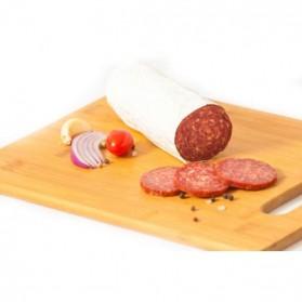 Romanian Brand Pork & Beef Sausage Salam de Sibiu Approx. 1.2 lbs