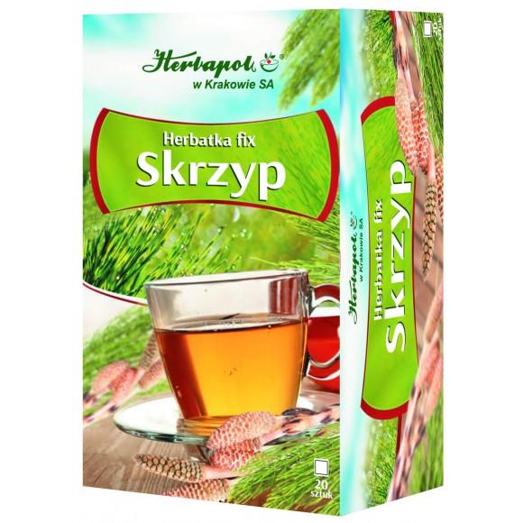 Herbapol Fix Pharynx Healing Tea Fix / Herbatka Dla Gardła 40g (W)