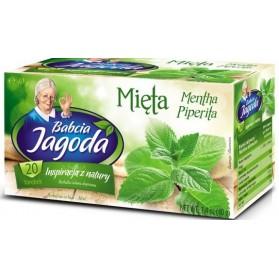 Grandma's Tea Mint Mentha Piperrita 40g