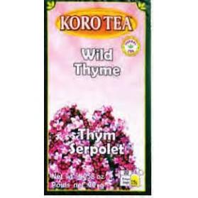 Koro Valerian Tea