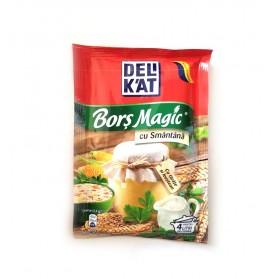 Delikat Bors Magic with Cream/ cu Smantana