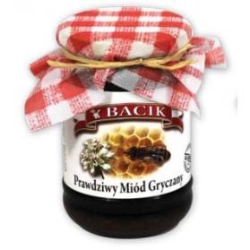 Bacik Buckwheat honey, Miód gryczany 13,5 oz