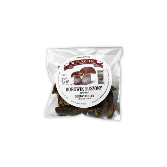 Bacik Dried cepes, Borowik suszony 0,7 oz
