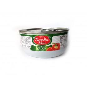 Scandia Sibiu Soy Pate with paprika 4.2 oz (120g)
