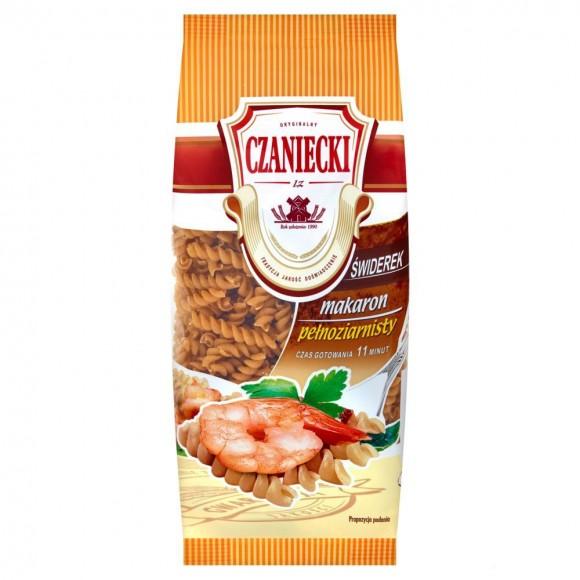Czaniecki Spiral Whole Grain Pasta 250g/8.8oz