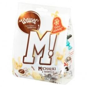 Wawel Michalki White Peanut Candies 280g/9.88oz