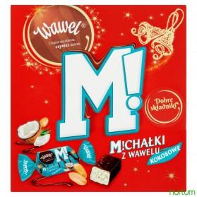 Wawel Michalki Coconut Chocolate Candies 300g/10.58oz
