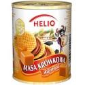 Helio Mass Kajmak Toffee Flavor 400g./14.1oz.
