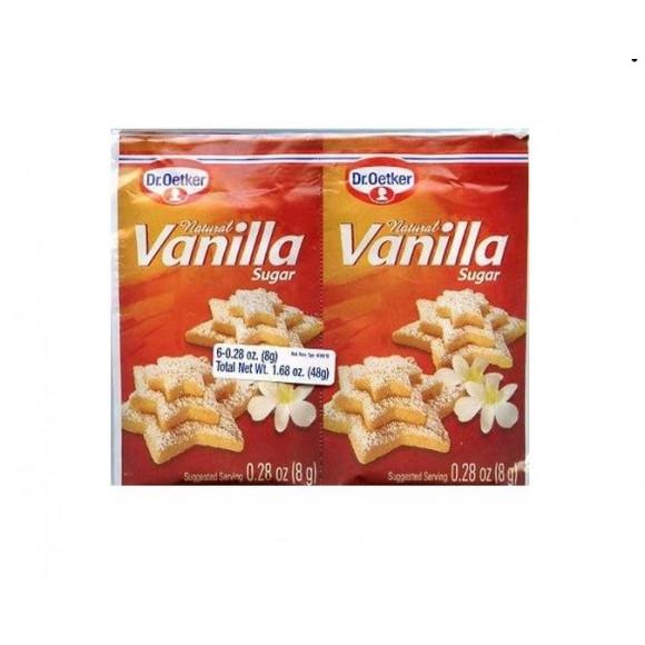 Natural Vanilla Sugar (oetker) 48g