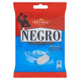 Gyori Negro Mentol Filled Hard Candy Classic 79g