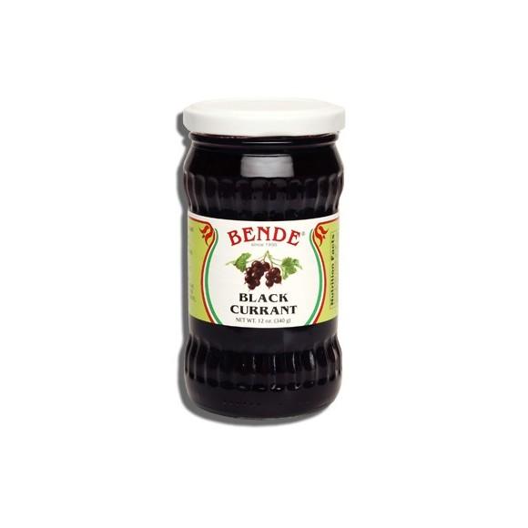 Bende Black Currant Jam 12oz/340g