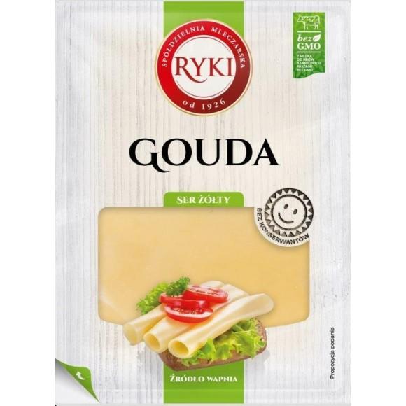 Ryki Gouda Cheese Slices 4.76oz