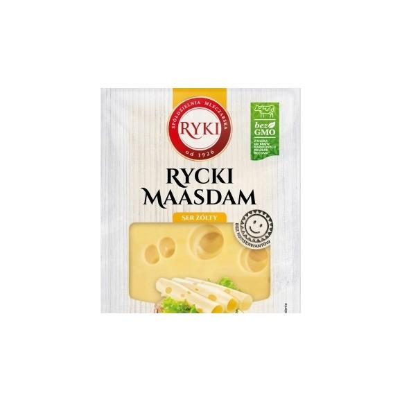 Ryki Rycki Maasdam Cheese Slices 4.76oz