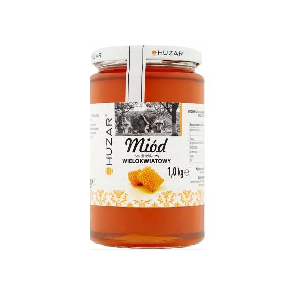 Huzar MultiFlower Honey 1kg