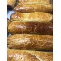 Homestyle Hungarian Wulnut Roll, Dios Beigli