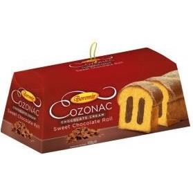 Boromir Cozonac with Chocolate Cream ( Red Box) 450g/15.87oz
