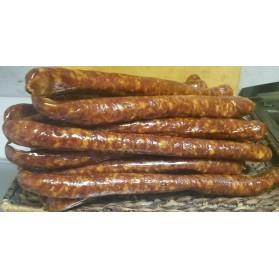 "Liptovska klobasa-Slovak Style Sausage HOT app14""long"
